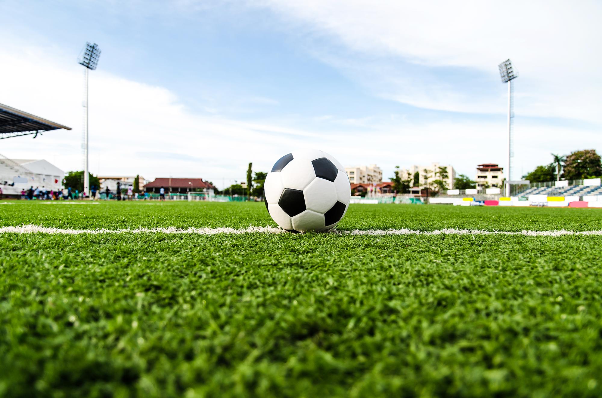 Voetbalveldverlichting LED - Datronics