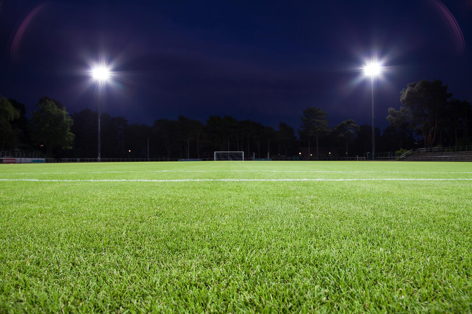 Led Voetbalveldverlichting Lichtscenario's voorprogrammeren